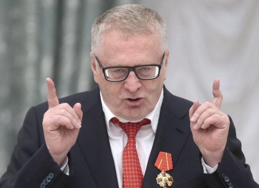 В городскую думу Астрахани выбрали Владимира Жириновского