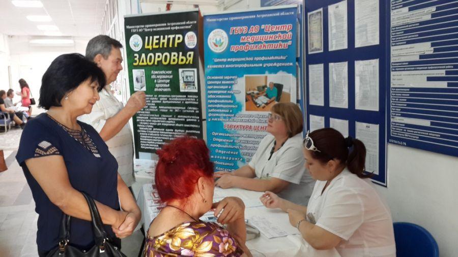 Астраханцы узнают уровень угарного газа у себя в крови