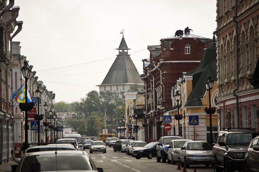 Астраханская область в зоне риска