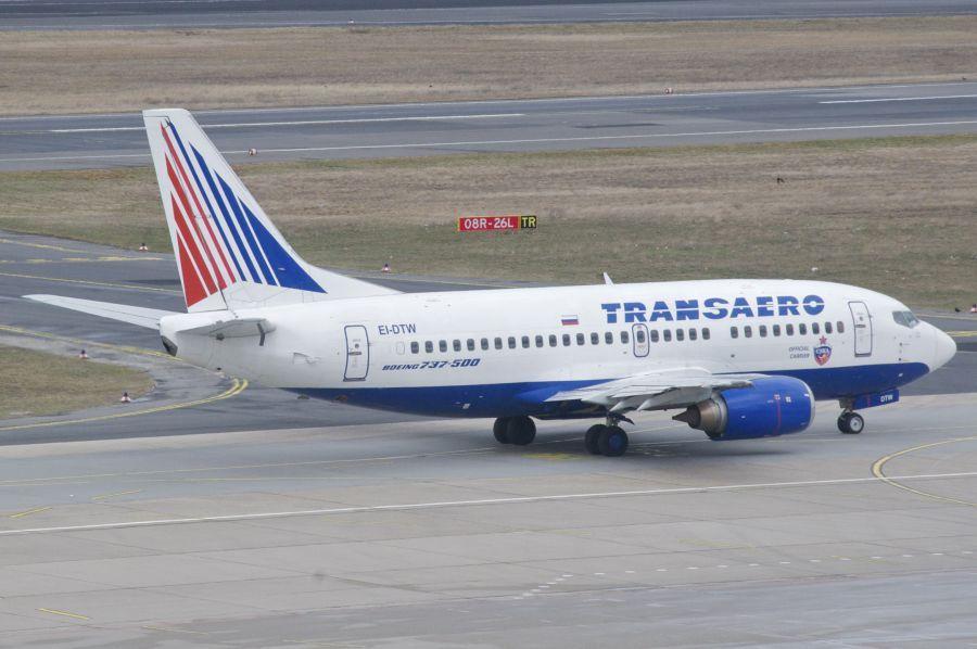 Самолет в Астрахань задерживают на четыре часа
