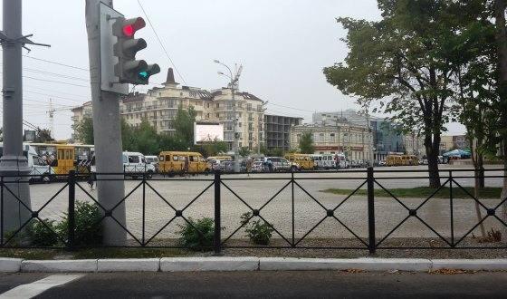 В Астрахани приступили в отлову нелегальных маршруток