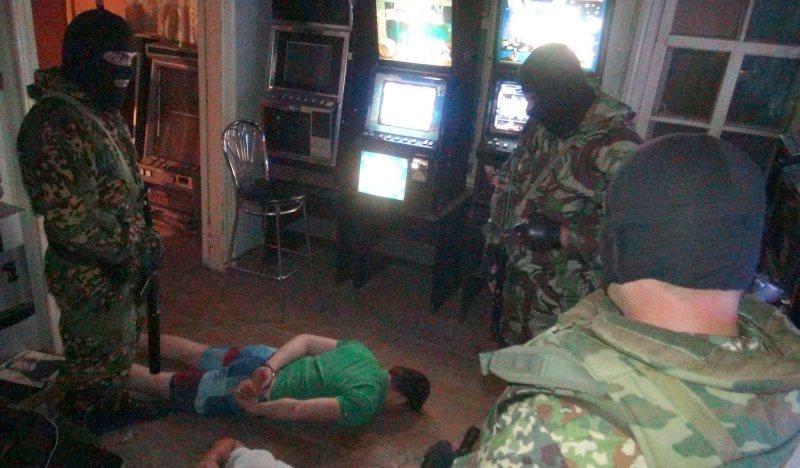 В Астрахани закрыли подпольное казино