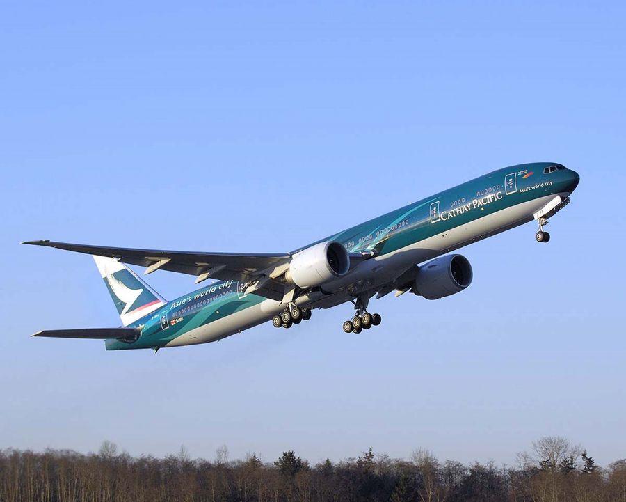 Самолеты из Гонконга перестали летать над Астраханской областью