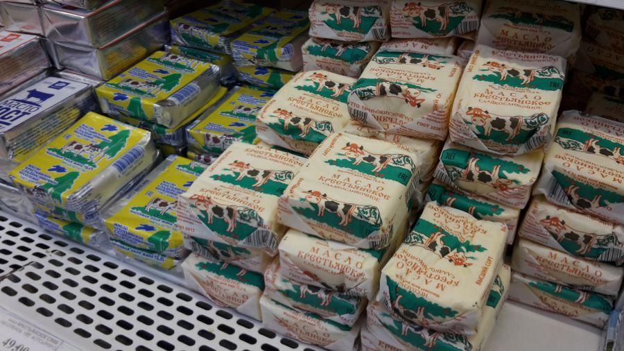 Фальсификат под видом масла продолжают выявлять в Астрахани