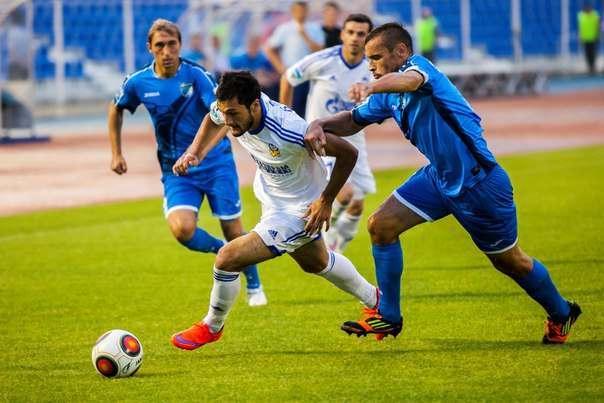 В матче с «Енисеем» забивал только «Волгарь»
