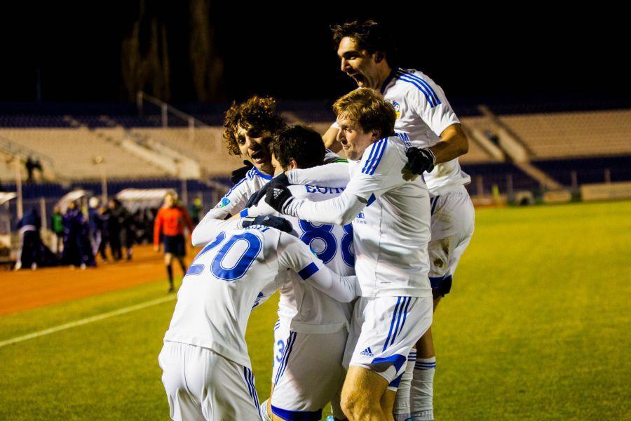 Астраханский «Волгарь» выиграл в седьмой раз подряд