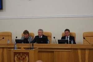 Депутатов астраханской облдумы будут лишать мандатов за прогулы