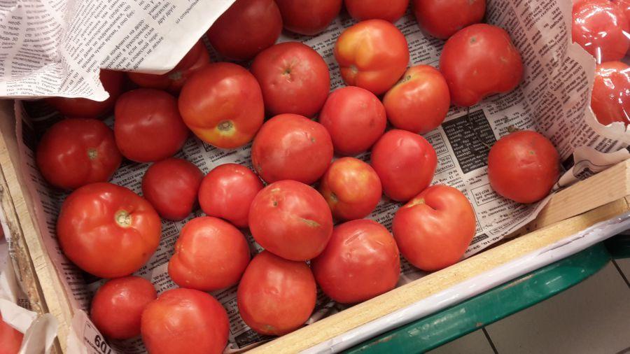 В Астрахани ожидают подорожания томатов