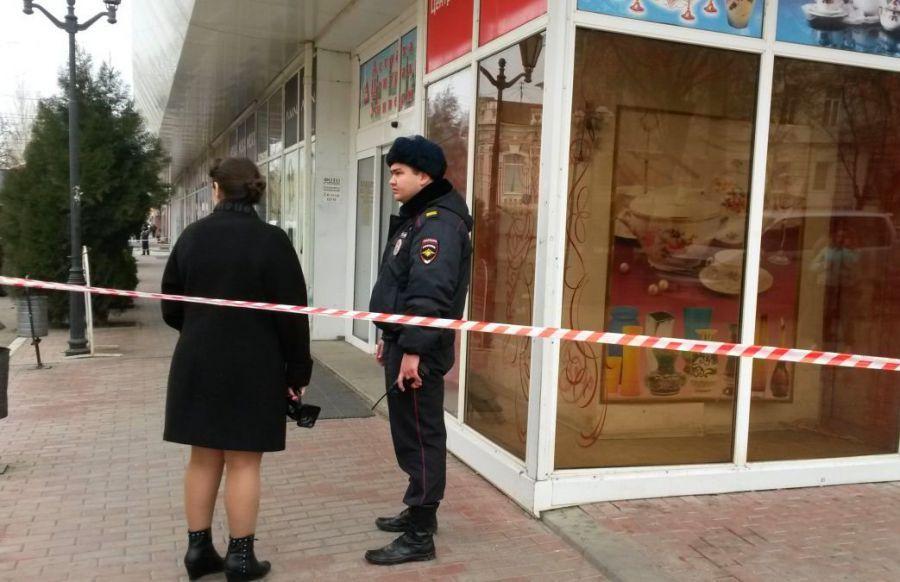 В Астрахани эвакуировали посетителей McDonald's