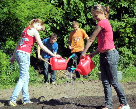 Класс для юных аграриев впервые появится в Астрахани