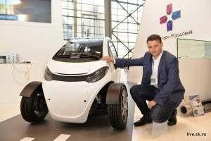 Астраханцы собираются начать выпускать электромобиль