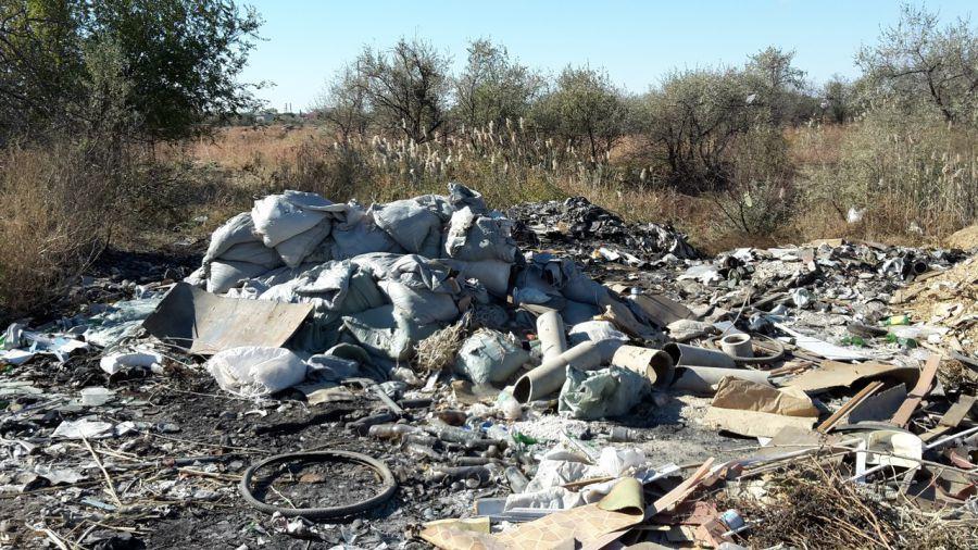 Астраханские власти возьмутся за мусор