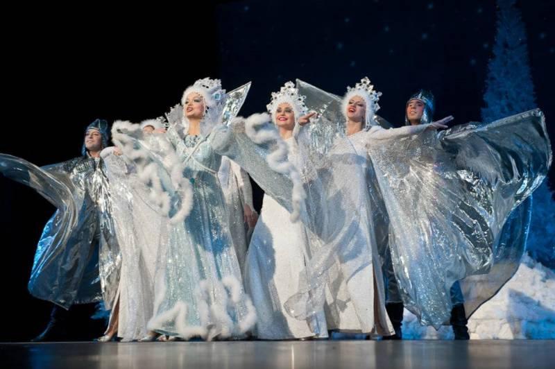 Новогодний спектакль в Липецке поставит режиссёр из Астрахани