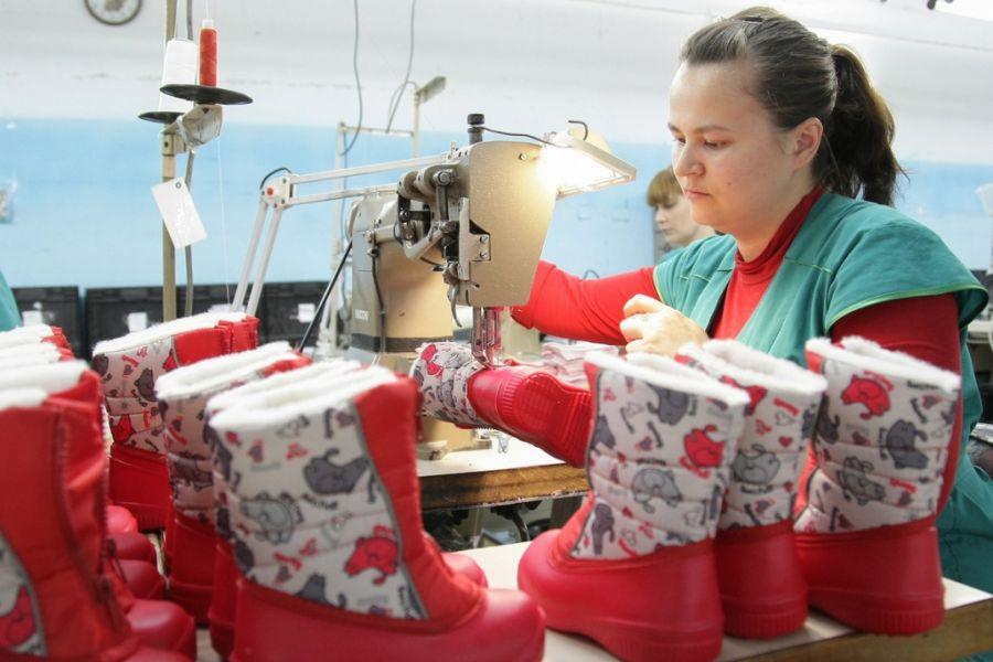 Астраханская обувная фабрика — в пятерке крупнейших производителей России