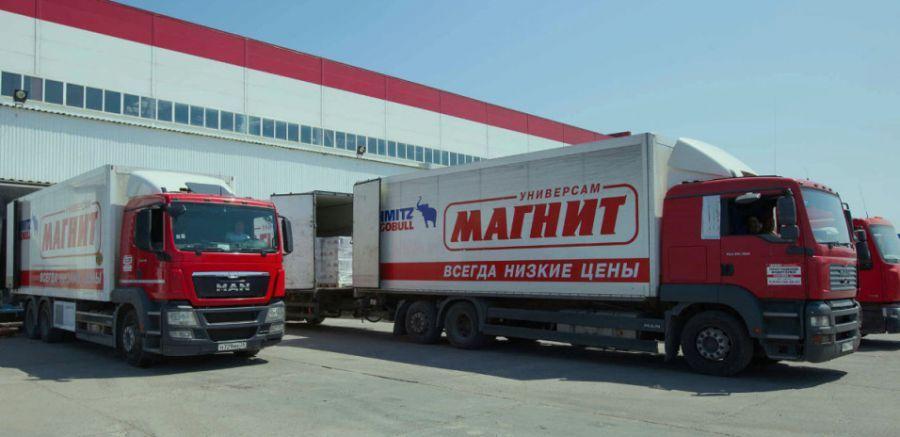 Торговая сеть «Магнит» открыла логистический центр под Астраханью