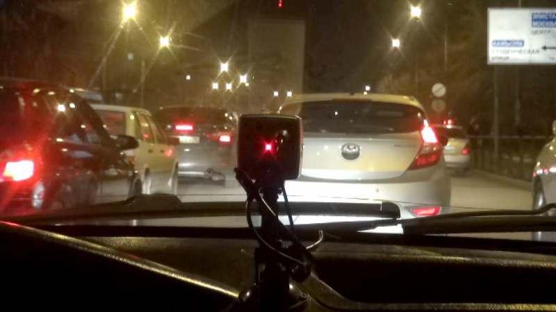 Сотрудники ДПС начали «подглядывать» за водителями
