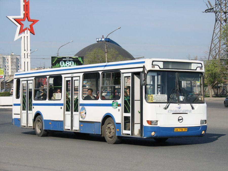 В Астрахани автобусы могут стать дороже маршруток