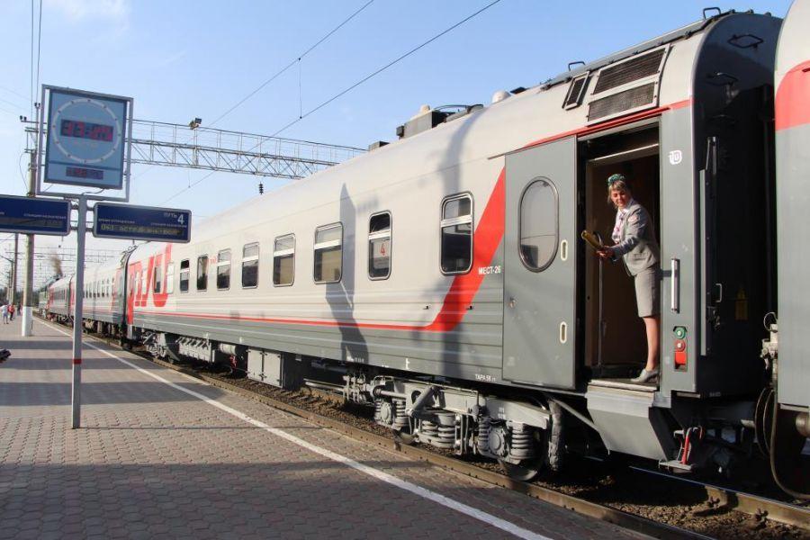 Поезд из Астрахани в Волгоград станет ежедневным