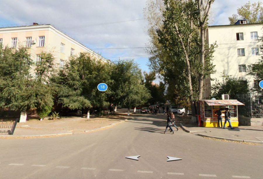 Астраханские студенты просят перекрыть Смоляной переулок