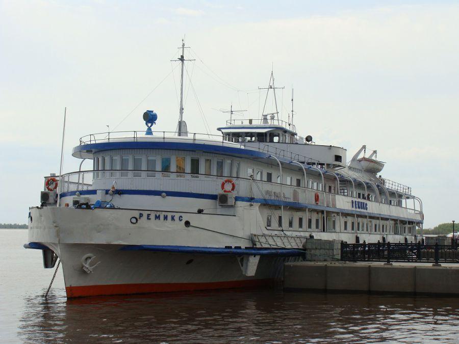 В Астрахани могут построить круизный лайнер
