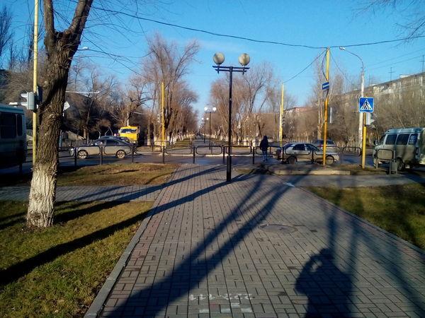 Астраханцы недовольны работой светофора