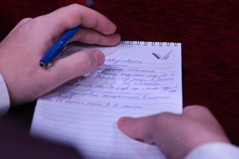 Астраханские активисты ОНФ рассказали о проблемах сельского хозяйства