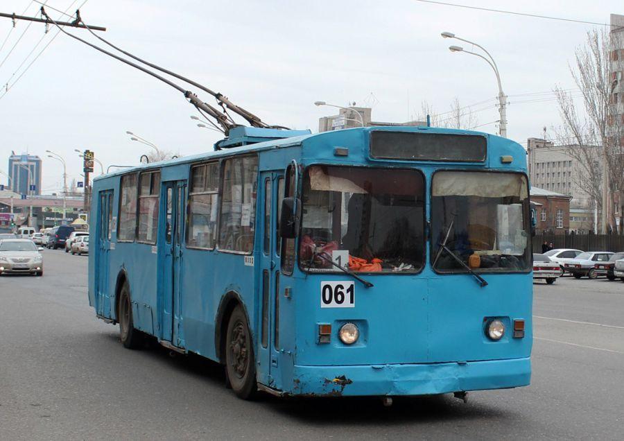 Троллейбусы в Астрахани сделают бесплатными на одну ночь