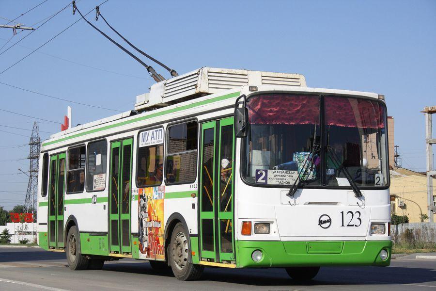 Проезд в астраханском троллейбусе может подорожать