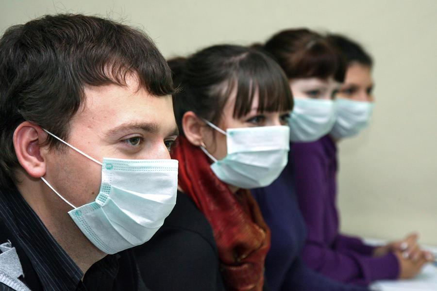Заболеваемость гриппом в Астрахани пошла на убыль