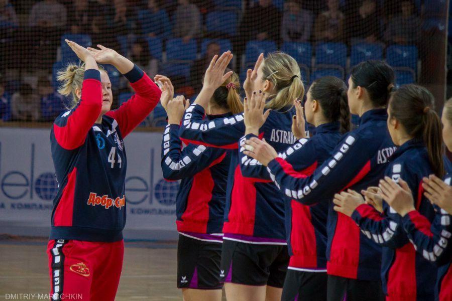 Игроки «Астраханочки» поедут на Олимпиаду в Рио-де-Жанейро