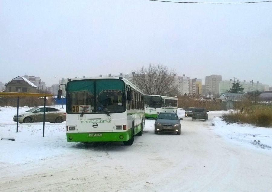 В Астрахани подорожал общественный транспорт