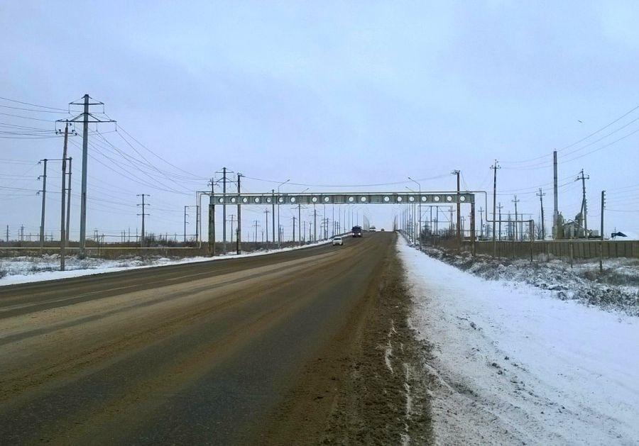 На выезде из микрорайона Бабаевского станет светлее
