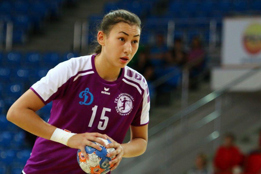 «Астраханочка» встретится с командой из Венгрии