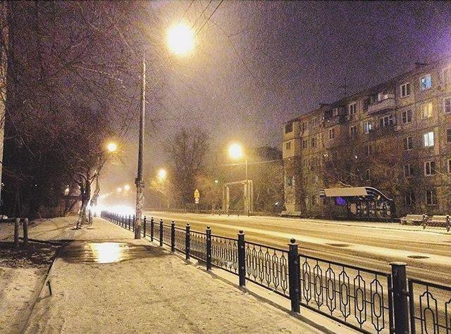 Астраханцев ждет морозный январь