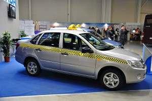 Астраханские таксисты предпочитают продукцию «АВТОВАЗа»
