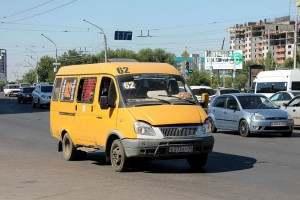 В Астрахани скорректировали трассы движения маршруток