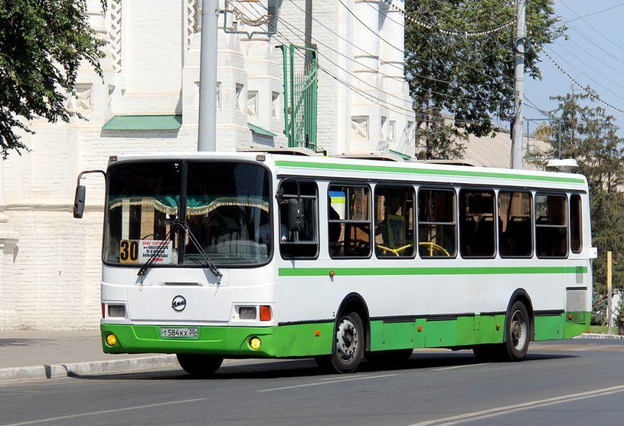 Астрахань может остаться без больших автобусов