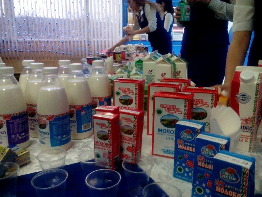 Белорусские колбасы и «молочка» завоевывают астраханский рынок