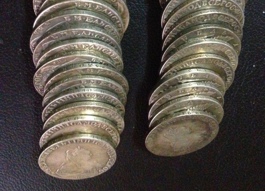 Астраханцам на улицах продают «старинные» монеты
