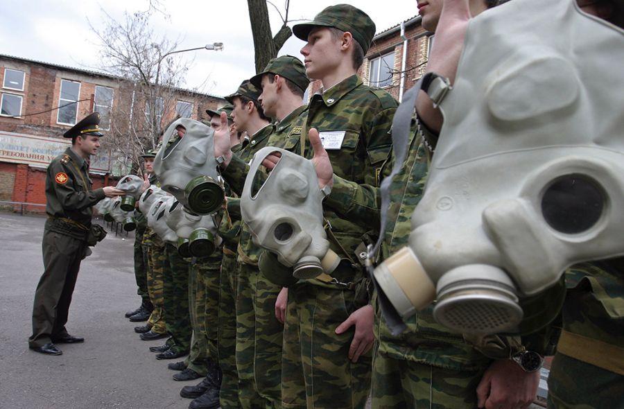 Астраханских старшеклассников отправят на полевые сборы