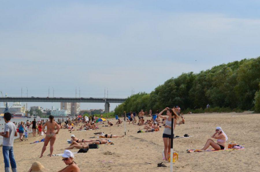 На острове Городской могут появиться три пляжа