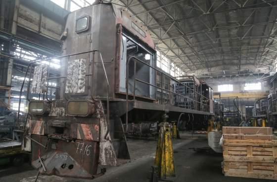 Астраханский тепловозоремонтный завод ищет новых заказчиков