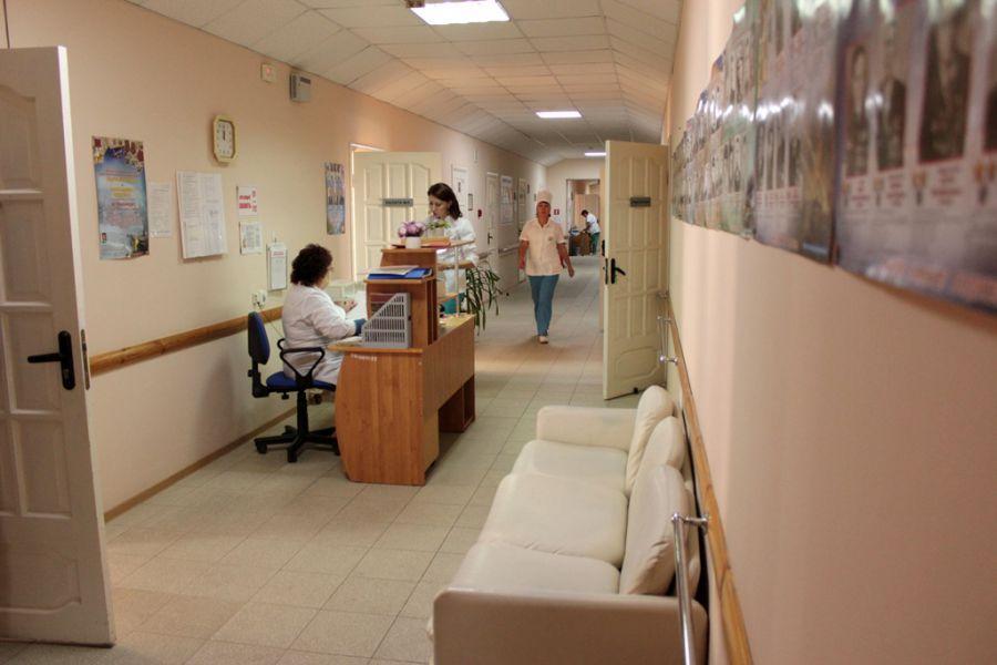 Места в больницах должно хватить всем болеющим