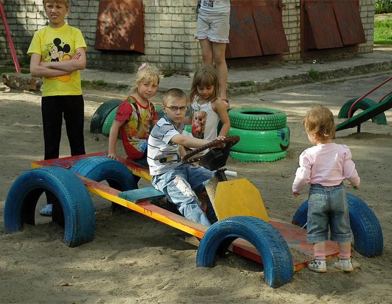 Наступивший год в Астрахани посвятят благоустройству дворов