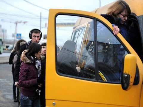 Водители маршруток: нас снимает скрытая камера