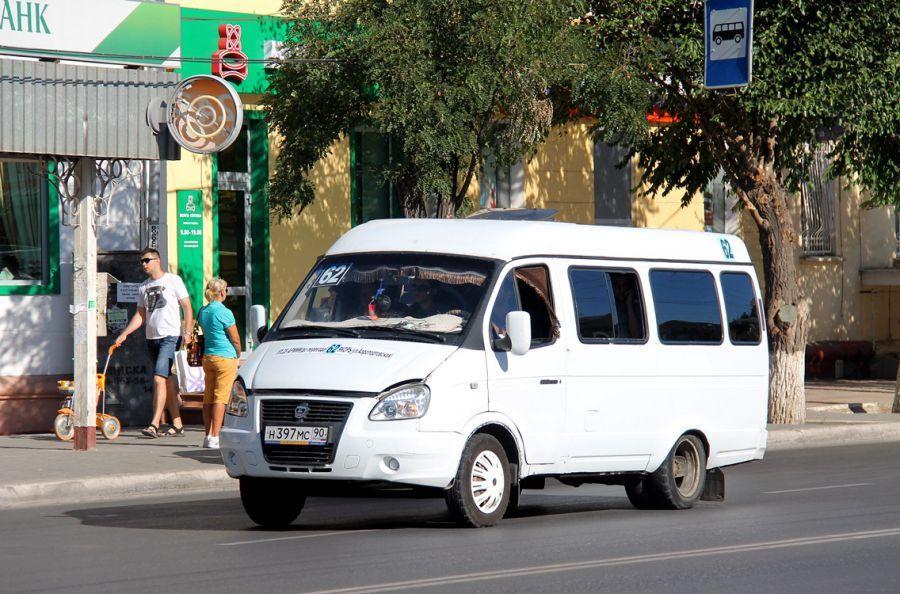 В Астрахани снова взялись за общественный транспорт