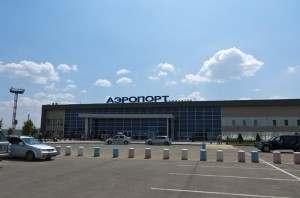 В аэропорту Астрахань возрос пассажиропоток