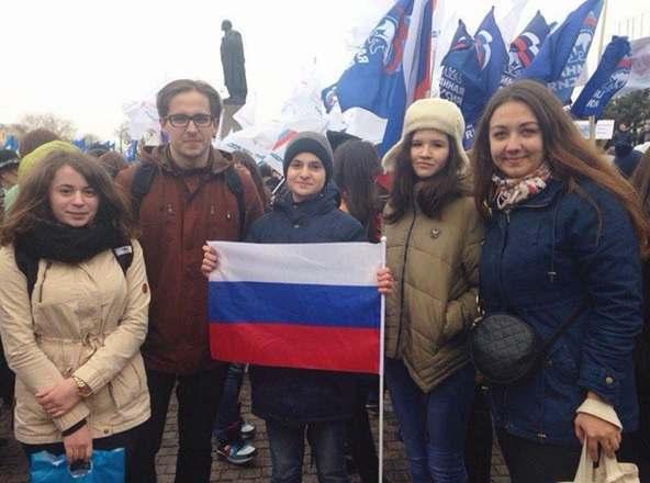 «Крым наш!» глазами астраханцев
