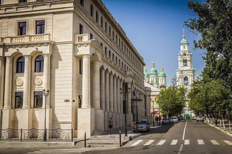 Первый отель в Астрахани пройдет квалификацию на «звездность»