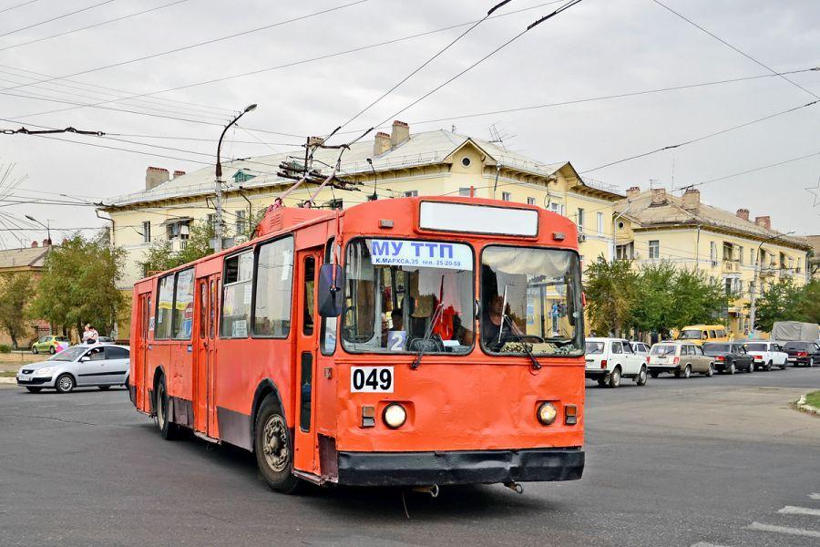 В Астрахани появится «читающий» троллейбус